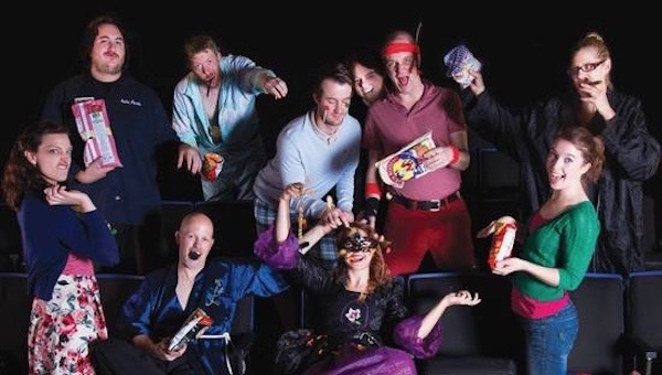 'A Feast of Snacks:' Theatre Review (Hollywood Fringe Festival 2016)