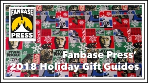 Fanbase Press' 2018 Holiday Gift Guides: Your Guide to Holiday Shopping!