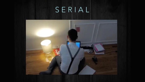 #CrowdfundingFridays: 'Serial - Thrilling Film Experience'