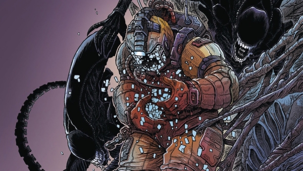 'Aliens: Dead Orbit #3' - Advance Comic Book Review