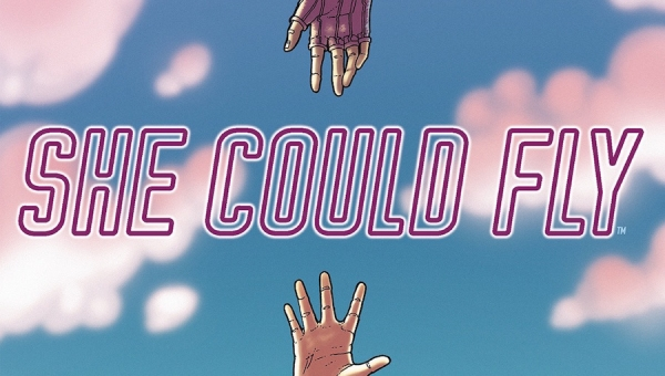 'She Could Fly:' Advance Trade Paperback Review