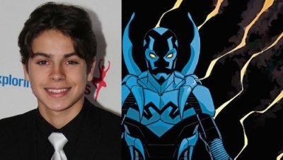WonderCon 2017: Jake T. Austin Talks Blue Beetle and TEEN TITANS: THE JUDAS CONTRACT