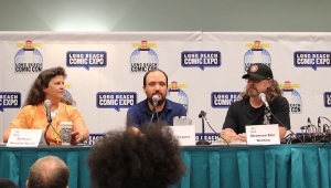 Long Beach Comic Con 2017: 'Pitch, Pitch, Pitch: How to Sell Your Story' - Panel Coverage