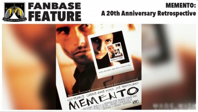 Fanbase Feature: 20th Anniversary Retrospective on 'Memento' (2000)