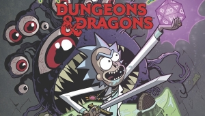 'Rick and Morty vs. Dungeons & Dragons:' Trade Paperback Review