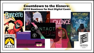Countdown to the Eisners: 2018 Nominees for Best Digital Comic