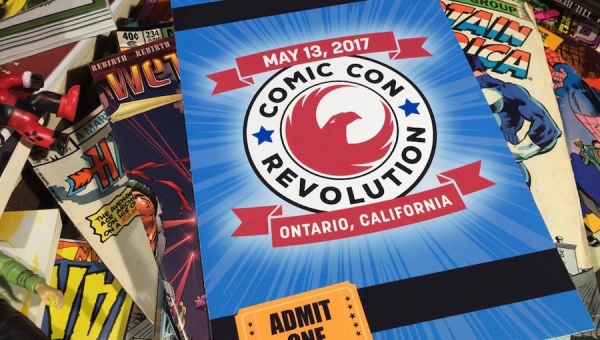 'The Arkham Sessions' and 'Quince' to Be Special Guests at Comic Con Revolution 2017