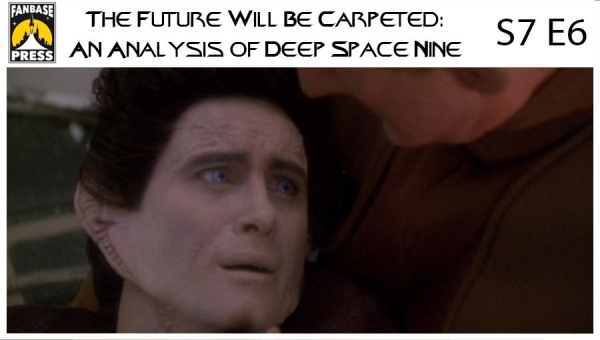 The Future Will Be Carpeted: An Analysis of 'Deep Space Nine (S7E6)'