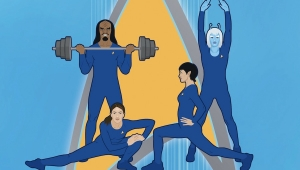 Fanbase Press Interviews Robb Pearlman on the New Book, 'Star Trek: Body by Starfleet'