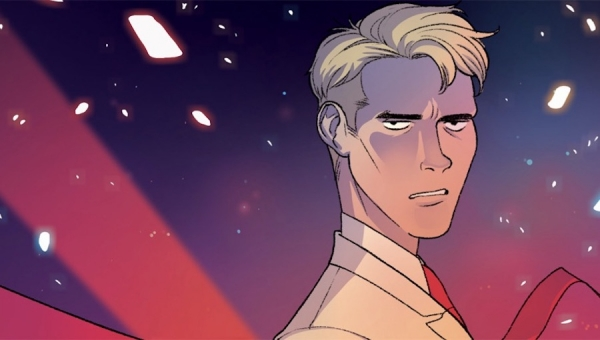 Fanbase Press Interviews Jon Lock on the Comic Book Series, 'Afterlife Inc. Volume 5: Glory Days,' from Big Punch Comics