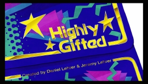 Fanbase Press Interviews Writers/Cartoonists Jeremy and Daniel Lehrer on Their Animated Series, 'Highly Gifted'