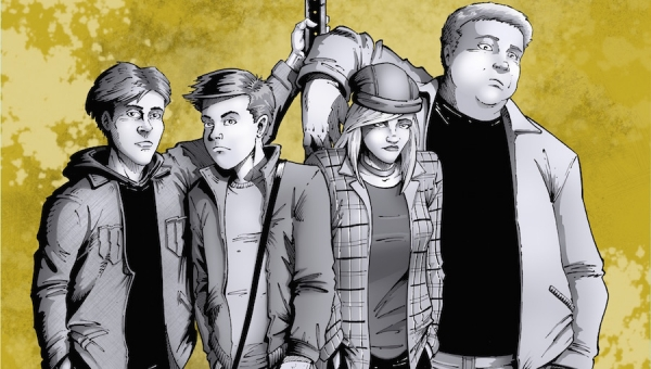 Fanbase Press Interviews Frank Gogol on the Comic Book Series, 'Dead End Kids'