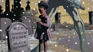 'Black Hammer Volume 2: The Event' - Advance Trade Paperback Review