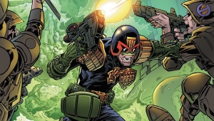 'Judge Dredd: Toxic! #4' - Comic Book Review