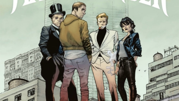 'The Magic Order Volume 1:' Trade Paperback Review