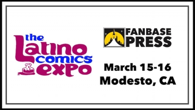 Join Fanbase Press and Talented Indie Creators for Latino Comics Expo 2019