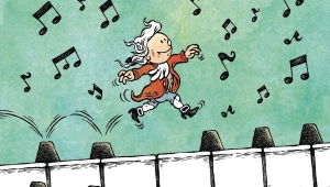 'Young Mozart:' Hardcover Review