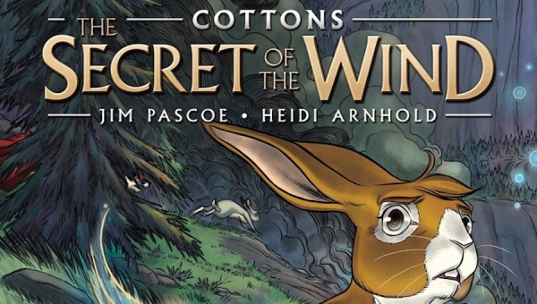 'Cottons: The Secret of the Wind' – Advanced Graphic Novel Review