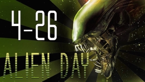 #AlienDay 2019: Fanbase Press Celebrates All Things 'Alien' as the Original Film Turns 40!