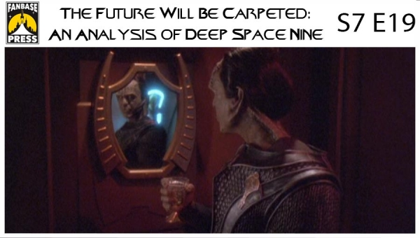 The Future Will Be Carpeted: An Analysis of 'Deep Space Nine (S7E19)'