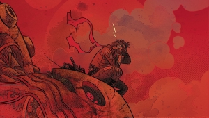 'Ether: The Copper Golems #5' - Advance Comic Book Review