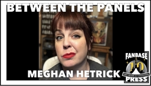 Between the Panels: Artist Meghan Hetrick on Quiet Stories, Self Teaching, and Working Without a Safety Net