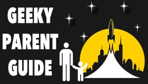 Geeky Parent Guide: Family-Friendly Activities on Friday at SDCC 2018