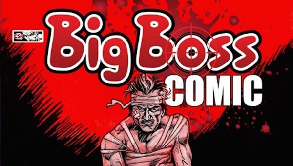 Fanbase Press Interviews Cristian Aluas on 'Big Boss Comic'