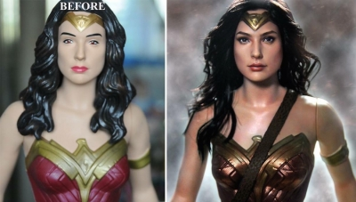 Wonder Woman Wednesday: An Interview with Wonder Woman Repaint Artist Noel Cruz