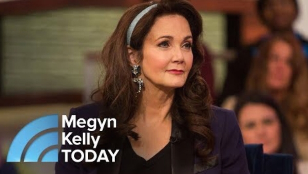 Wonder Woman Wednesday: Lynda Carter Makes an Appearance on 'Megyn Kelly'