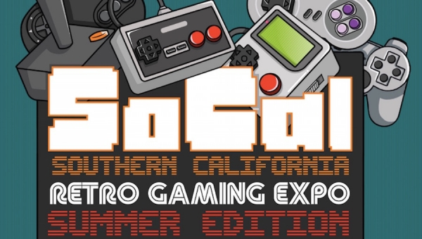 SoCal Retro Gaming Expo: Summer Edition for Gamers and Collectors
