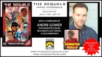 Fanbase Press Announces 'The Sequels' TPB Foreword by Andre Gower ('The Monster Squad') and Cover Reveal