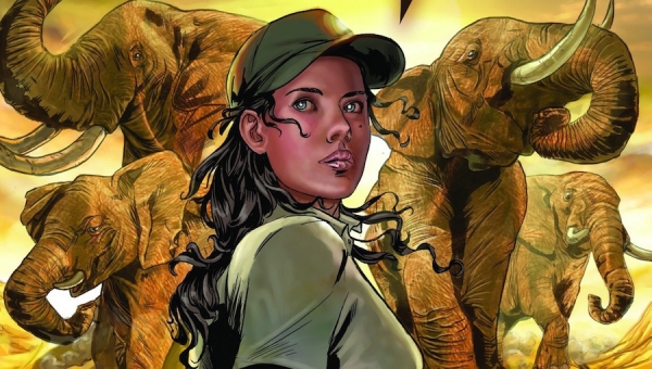 'Ivory Ghosts #1:' Advance Comic Book Review