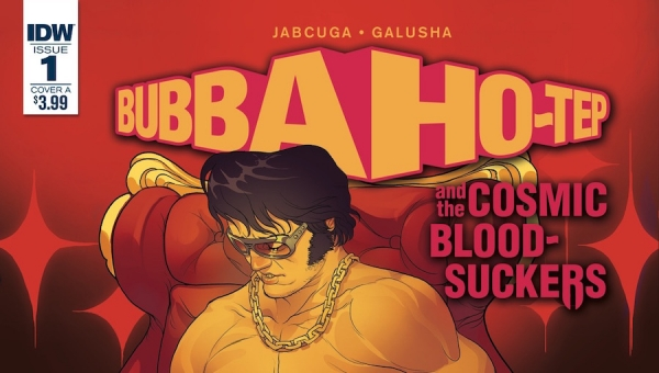'Bubba Ho-Tep and the Cosmic Blood-Suckers' – Comic Book Review