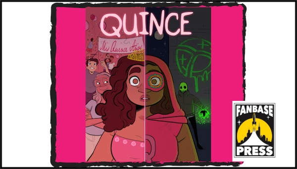 Fanbase Press' 'Quince' Named Among Top Progressive and Female-Created Comics of 2017