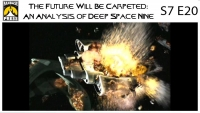 The Future Will Be Carpeted: An Analysis of 'Deep Space Nine (S7E20)'