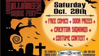 #GeeksCare: How You Can Help Puerto Rico and NorCal Residents at Halloween ComicsFest with Jacob Semahn