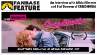Fanbase Feature: An Interview with Alicia Slimmer and Stef Dawson on 'Creedmoria' (Dances With Films 2016)