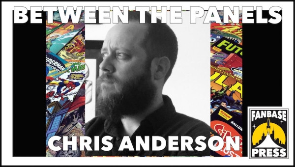 Between the Panels: Artist Chris Anderson on Running an Animation Studio, Being Inspired by Image Comics, and Not Being Afraid of Using Black