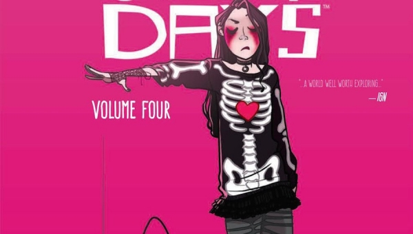 'Giant Days: Volume 4' - Trade Paperback Review