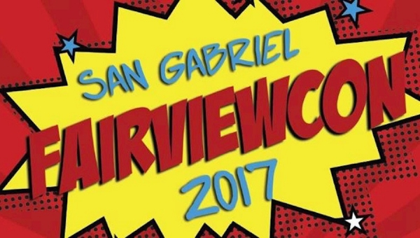 Join Fanbase Press & Southern California's Indie Creators for FairviewCon 2017