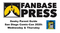 Your Geeky Parent Guide to San Diego Comic-Con (Comic-Con@Home) 2020: Wednesday & Thursday