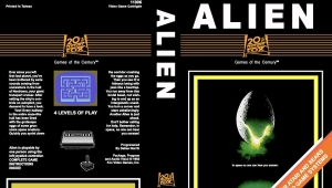 #AlienDay 2020: In Space, No One Can Hear You Waka Waka Wake - 'Alien' for the Atari 2600