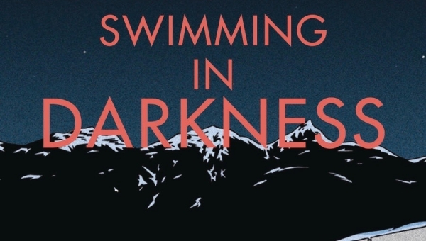 Fanbase Press Interviews Lucas Harari on the Upcoming Release of the Graphic Novel, 'Swimming in Darkness'
