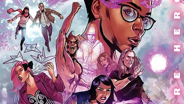 Free Comic Book Day 2019: Fanbase Press Interviews Mark Waid on Humanoids' FCBD 2019 Releases