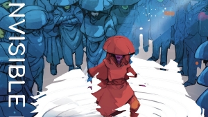 'Invisible Kingdom #10:' Advance Comic Book Review