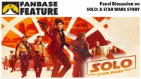 Fanbase Feature: Panel Discussion on 'Solo: A Star Wars Story'