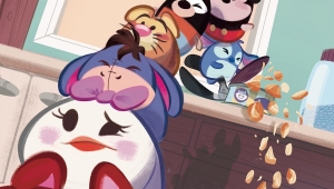 'Disney's Tsum Tsum Kingdom:' Comic Book Review