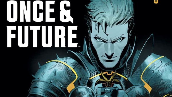 'Once & Future #5:' Comic Book Review