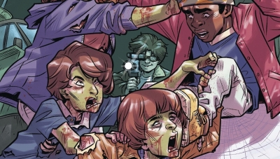 'Stranger Things: Zombie Boys' - Advance Trade Paperback Review
